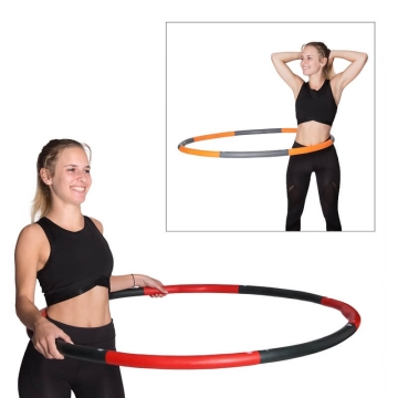 Hoopomania Weight Hula Hoop mit Schaumstoff