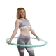 Hoopomania Slim Hoop, Hula Hoop with 63 acu-pressure points, 0.72kg