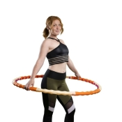 Hoopomania Magnetic Hoop, Hula Hoop with 48 magnets, 1.2kg