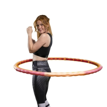 Cerchio Hoopomania Action Hoop con 24 magneti, 1.6kg