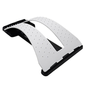 Hoopomania Back Support, back stretcher with acupressure nubs