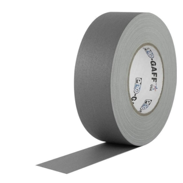 Pro Gaff Grip Tape, 25mm x 23m, grey