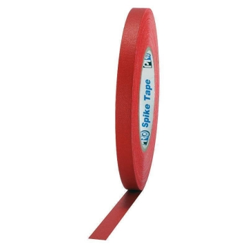 Pro Gaff Grip Tape, 12mm x 23m, red
