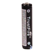 TrustFire Li-Ion battery for LED Hula Hoop 3.7V AAA